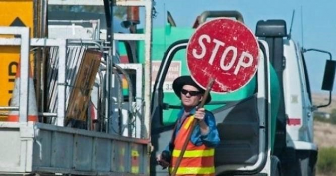 Traficul nu poate fi deschis în siguranță