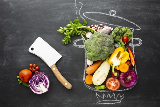 Vânzările de preparate vegane au crescut de şase ori în ultimul an