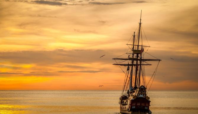 O echipă de cercetători a anunţat vineri că a descoperit epavele a două nave de război