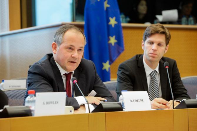 Benoit Coeure, membru al Consiliului guvernatorilor Băncii Centrale Europene