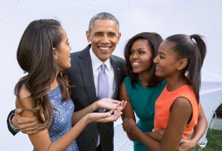 Barack și Michelle Obama au cumpărat o proprietate în Martha's Vineyard
