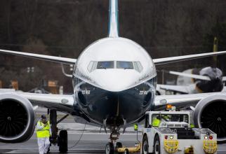 Avionul 737 - 800 deținut de o companie din Ucraina
