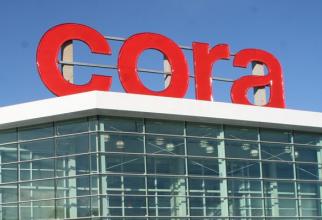 Cora a intrat pe piața din România în 2003