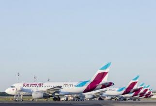 Eurowings demarează greva