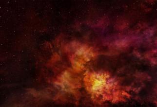 O explozie bizară de raze gama din centrul galaxiei
