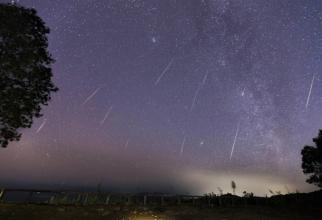 Ploaia de stele Geminide