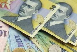 Moneda naţională s-a depreciat vineri în raport cu euro