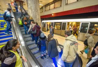Metrorex, licitație pentru întreținerea ramelor de metrou