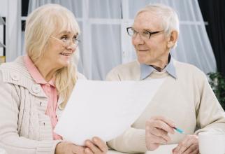 Numărul de beneficiari de pensii de serviciu era, la finele lunii noiembrie 2019, de 9.345, în creştere cu circa 2%