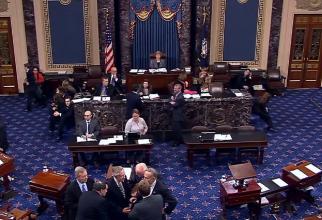 Senatorii americani, deciși să treacă la treabă