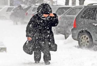 Decembrie, prima lună de iarnă