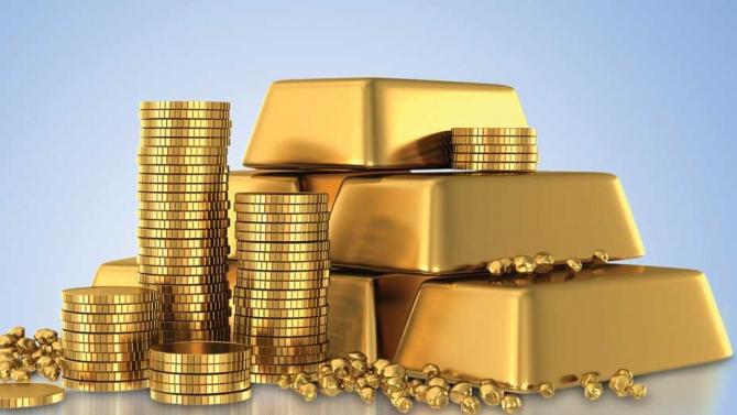 Gramul de aur s-a scumpit