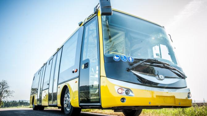 Focșaniul va avea autobuze electrice