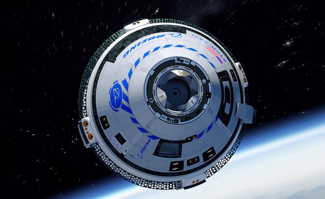 Compania Boeing a anunţat luni că va efectua un nou zbor de testare ce vizează capsula sa spaţială Starliner
