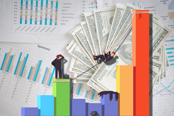 Părerile sunt împărțite despre momentul în care va veni următoarea criză economică