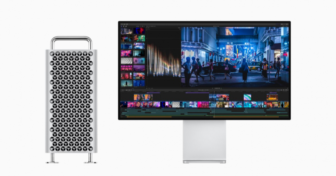 Noul Mac Pro desktop