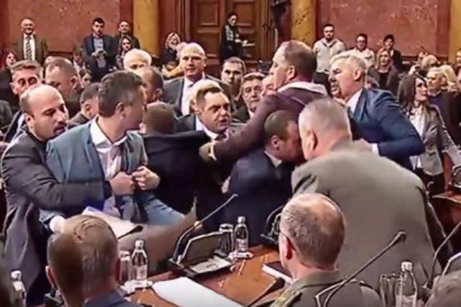 Parlamentul muntenegrean
