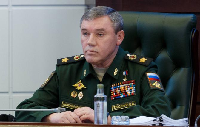 Generalul Gherasimov chiar spune ce știe?