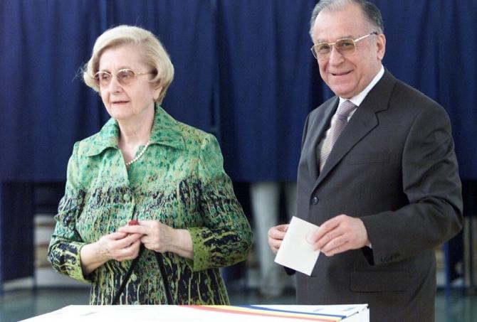 Ion Iliescu a ocupat funcția de șef de stat de trei ori