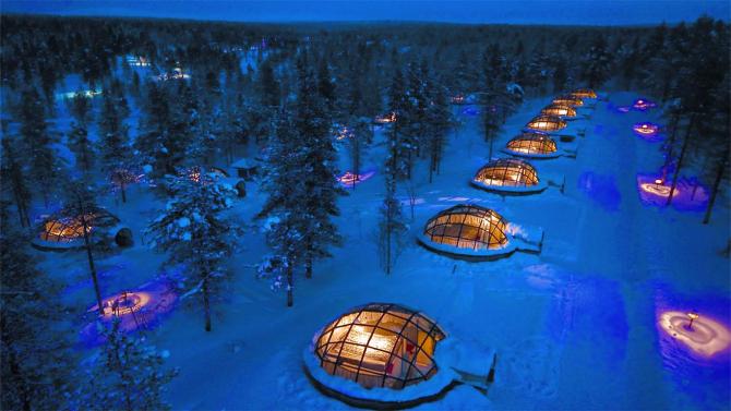 Regatul de zăpadă începe încet-încet să cuprindă întreaga emisferă nordică