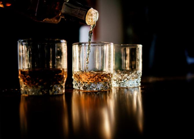 Valoarea exporturilor de whisky scoţian a atins un nivel record anul trecut