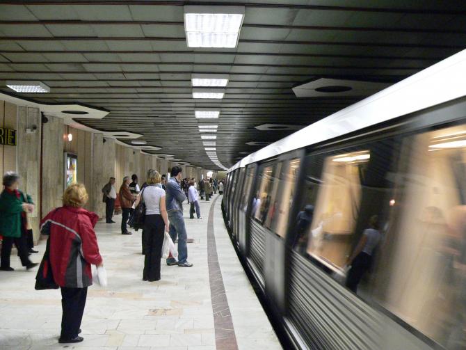 Alstom amenință din nou că metroul nu va mai circula