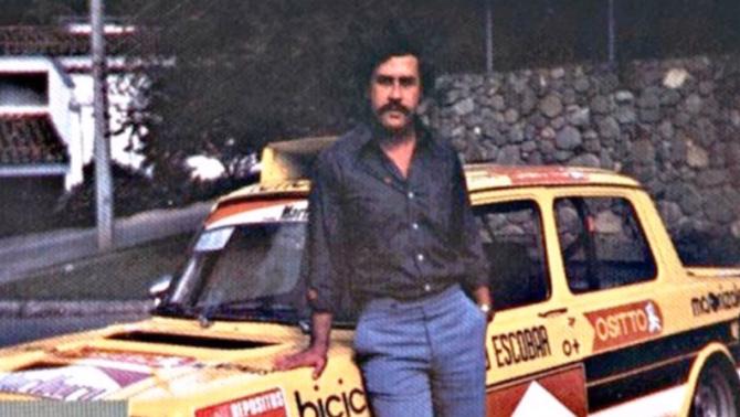 Nepotul lui Pablo Escobar a descoperit o comoara ascunsă de unchiul său