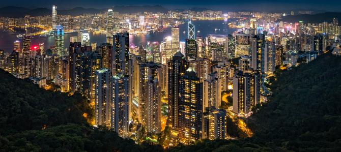 Numărul vizitatorilor Hong Kong-ului a scăzut cu aproape 40% în semestrul doi din 2019