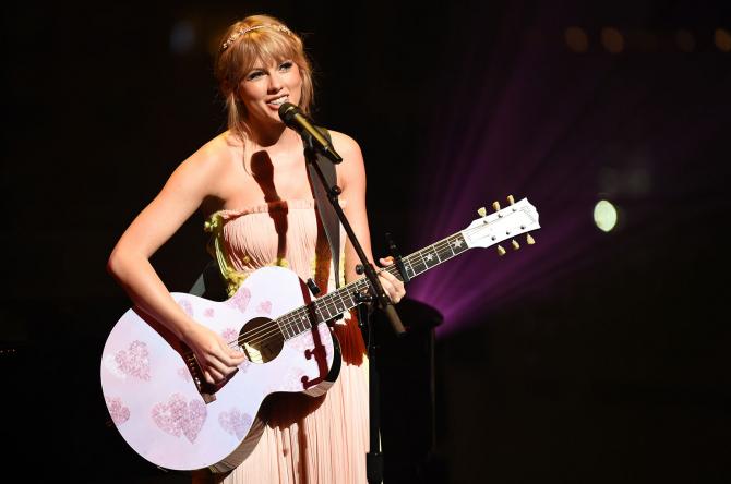 Taylor Swift este cea mai bine plătită artistă a anului 2019