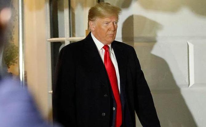 """Președintele SUAa declarat într-o videoconferință susținută în Ajunul Crăciunului, că i-a luat soției sale """"o felicitare foarte, foarte frumoasă"""""""