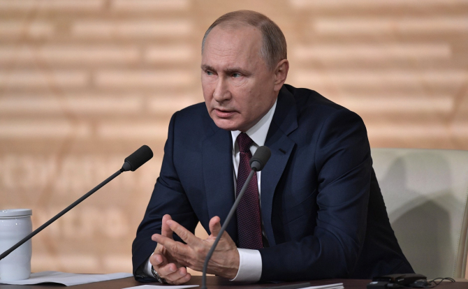 Preşedintele rus Vladimir Putin a decis să-l înlocuiască pe puternicul procuror general al Rusiei, Iuri Ceaika