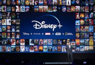 Serviciile platformei Disney+ vor fi disponibile și în Europa