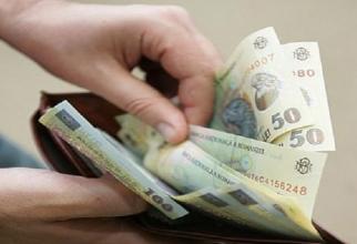 Câștigul salarial mediu brut se va majora de joi, așa încât va ajunge la 5.429 de lei