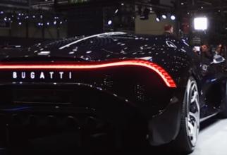 A fost arătată lumii cea mai scumpă maşină nouă din istorie.