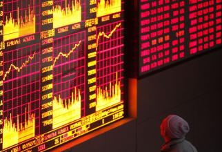 Optimismul investitorilor s-a spulberat în cursul zilei