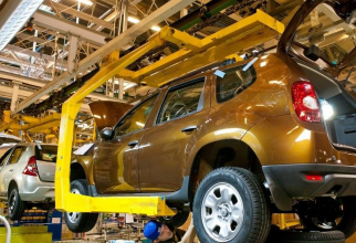 Compania Renault se reorganizează