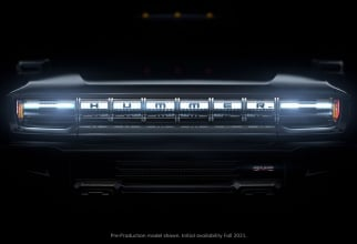 Hummer vrea să revină pe piață cu versiunea electrică
