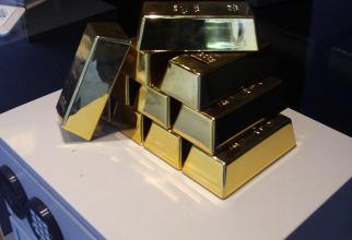 Un lingou de aur descoperit într-o clădire, nu departe de centrul capitalei Ciudad de Mexico în 1981