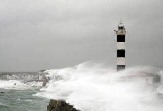 Mallorca a fost măturată de valuri gigantice