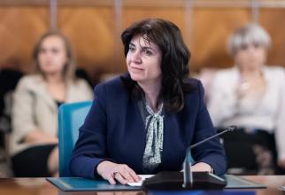 Ministrul Educaţiei şi Cercetării, Monica Anisie