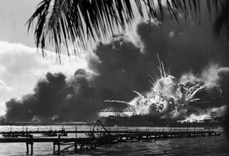 Atacul de la Pearl Harbour a fost un șoc pentru americani