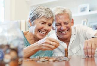 Mai mulți bani la bătrânețe