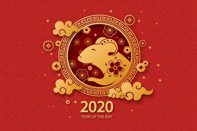 2020 este Anul Șobolanului în Zodiacul Chinezesc