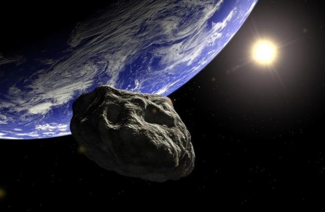 Asteroidul 2019 YB4 va trece aproape de Pământ