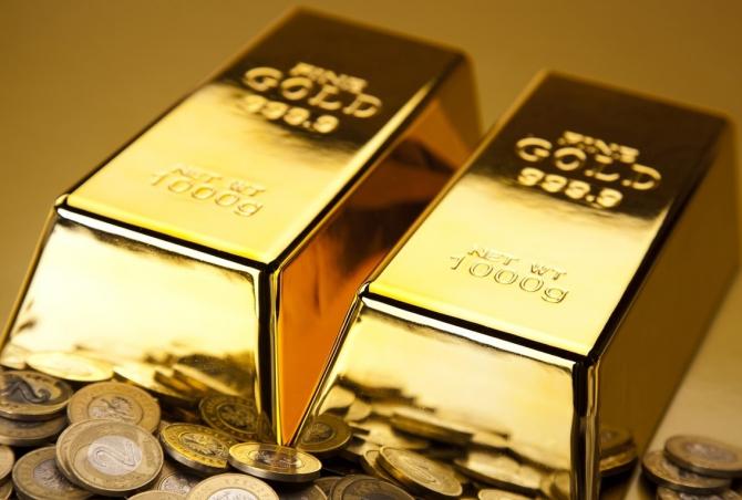Gramul de aur s-a scumpit, marţi, cu 1,48 lei (0,66%)