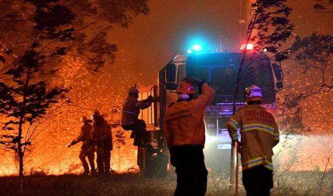 Probabil cele mai grave incendii de vegetația din ultima sută de ani