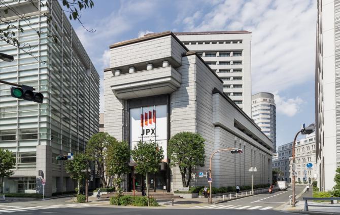 Bursa de la Tokyo