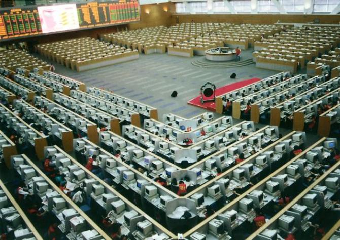 Bursa din Beijing