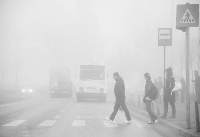 Poluarea din București, o problemă din ce în ce mai mare