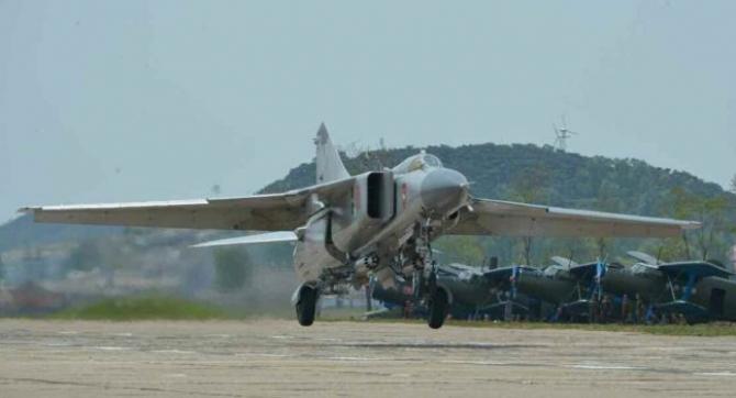 Eventualitatea ca piloții nord coreeni să devină kamikaze este foarte mare